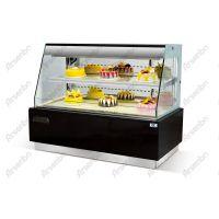 开放式展示柜 超市面包房蛋糕食品保鲜柜 大理石蛋糕柜