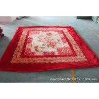 厂家直销二等超柔3.5KG拉舍尔毛毯婚庆毛毯批发众多花色原厂直供