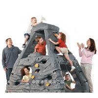 金宝贝早教美国step2 攀登小山 玩具大型游乐场设施 户外攀岩运动