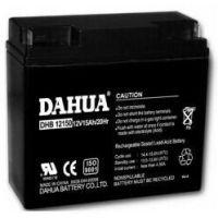 DHB12150蓄电池|大华12V15AH电池|DAHUA蓄电池|大华蓄电池代理销售