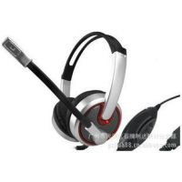 供应耳机    彤声 U80 无需声卡USB接口 线控音量调节、麦克风