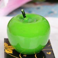满包邮 创意蜡烛系列青苹果蜡烛 浪漫晚餐蜡烛 日用百货代理