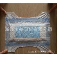 畅销非洲婴儿纸尿裤/宝宝尿不湿 带蓝芯 导流层 魔术贴 左右贴
