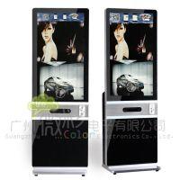 微卡乐42寸餐饮连锁 大型会场微信拉粉 微信照片自助打印机