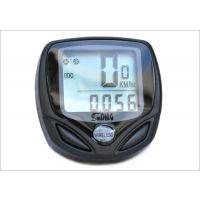 顺东SD-548C无线防水码表 自行车码表 旅行里程表/骑行速度表