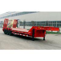 欧瑞达牌WZY9400TDP重型低平板运输半挂车