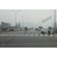 湘潭热熔标线涂料施工 停车场划线哪家公司好