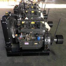 潍柴4100柴油机中冷器