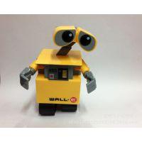 机器人总动员 个性机器人 WALL.E瓦力 模型(10公分高)