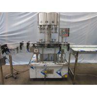 圆瓶养生酒罐装机、创兴机械(图)、全自动养生酒罐装机