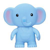 高品质环保PVC大象公仔玩具,可爱大象玩具