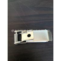 供应LED面板灯筒灯射灯平板灯弹簧夹弹簧扣弹簧卡扣加工服务