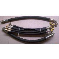 供应高压钢丝编织蒸汽胶管 质量达标