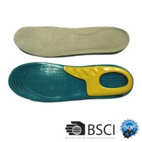 出口欧美 工厂直销 女码TPE凝胶按摩鞋垫