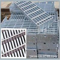厂家供应多种规格型号热镀锌钢格板,钢格栅板