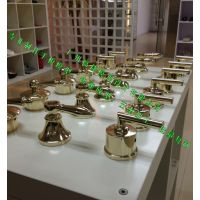 供应高捷手板模型 CNC金属模型加工 水龙头模型 黄铜模型