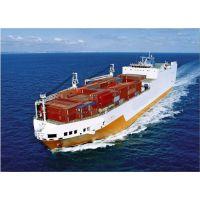 供应湖州南安到深圳中山海运费船运物流运输