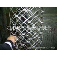 现货铝丝网孔径8公分宽铝合金防盗窗铝网 美格网 铝镁合金网
