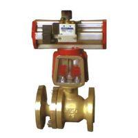 基斯顿 QY641W氧气专用气动球阀 厂家价格