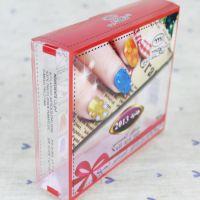 pvc胶盒 uv印刷 pp塑料盒 透明塑料盒子定做 盒子批发