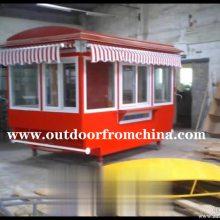 流动售货车,户外餐饮售货车,玻璃钢售货亭,景区小饰品售卖车