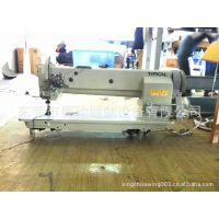供应标准牌工业缝纫机 GC20606L8 DU车 三同步送料平缝机 双针车