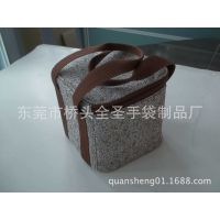 东莞加工厂供应新款铝箔保温保鲜拉链饭盒包