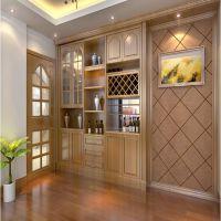 中山西区整体全屋家居订制多功能个性化酒柜