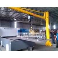 上海汉尔得激光切割机镜面板材上料吸盘吊具厂家直销可定制真空西吊机