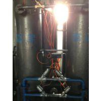 粉末冶金制氮机进油导致碳分子筛粉化
