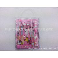 学生多卡通文具套装 儿童奖品批发 迪士尼韩版礼品 厂家直销供应