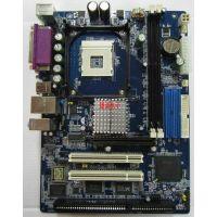 经销供应 ISA插槽工业母板 优质845电脑主板 Intel主板