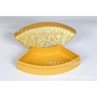 皇家御品 金黄色高端礼品包装盒 异形礼品盒订制