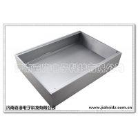 机箱  机壳   铝型材外壳    铝壳   工控箱256.4x70.2-340