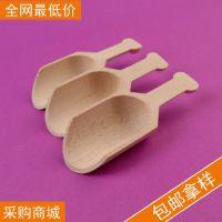 厂家优质批发木控盐勺 木餐具 厨房小工具