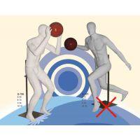 供应打篮球系列运动模特道具