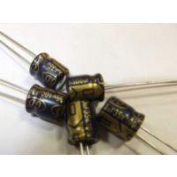 高频低阻抗铝电解电容器.LEH100uf35v尺寸6.3x7.GD电容