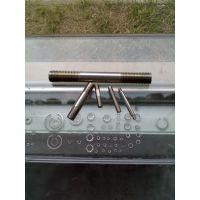 供应Din975、DIN976不锈钢碳钢外201、304、316双头螺丝