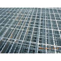 供应楼梯踏步钢格栅板,钢格板钢格栅 平台,卓逸金属钢格板格栅厂