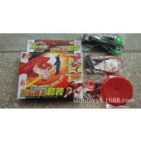 魔幻陀螺第二代升级版 套装 飓风战魂 战斗陀螺 益智玩具批发