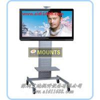 供应艾迪液晶电视移动推车/电视机吊架生产厂家加工
