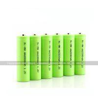 L040 5号镍氢充电池(容量:2000MAH) AA镍氢充电池 手电筒电池 27g