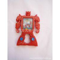 二元玩具批发 变形金刚机器人 水机儿童玩具 义乌小商品玩具批发