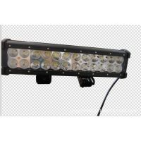 厂供销72W LED长条灯 LED越野车顶灯 工程车灯 多用途灯卡丁车