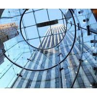 供应高强度钢化玻璃   超白钢化玻璃   磨砂钢化玻璃