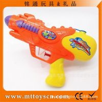 供应MT203395实色水枪玩具迷你水枪戏水玩具儿童玩具水枪