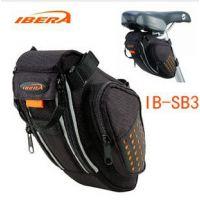 台湾IBERA IB-SB7高档山地车自行车包车座垫包座管包鞍座包车尾包