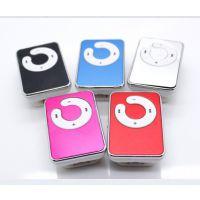 金属铝壳C键MP3插卡MP3 金属无屏插卡MP3 厂家批发