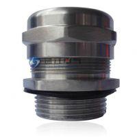 【美制NPT2】不锈钢电缆接头 防爆合格证专用不锈钢电缆格兰头