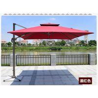 金美斯家具大型遮阳伞罗马伞庭院室外花园阳台折叠广告太阳伞